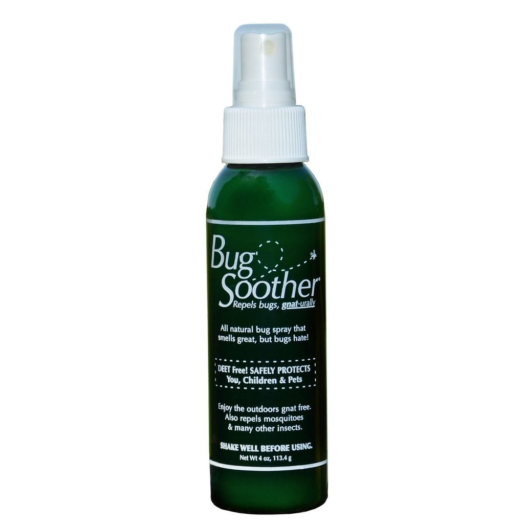 6 - 16 oz Bug Soother All Natural Insect Repellent