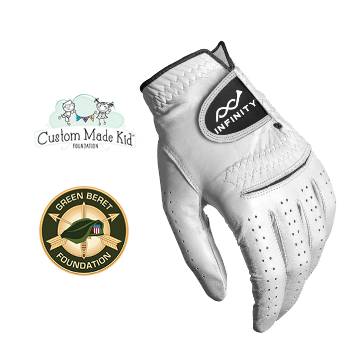 [13-IF] Infinity ​​Cabretta Leather Golf Glove
