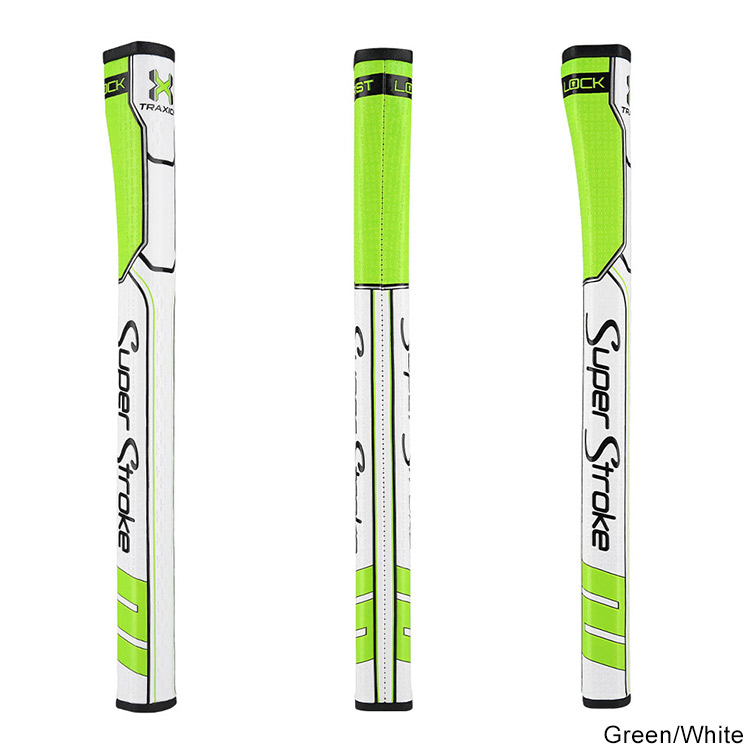 [05-SST851] Super Stroke WristLock Putter Grip - Green
